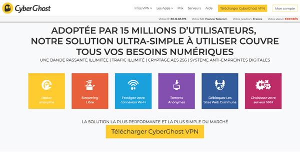 Avis-Cyberghost