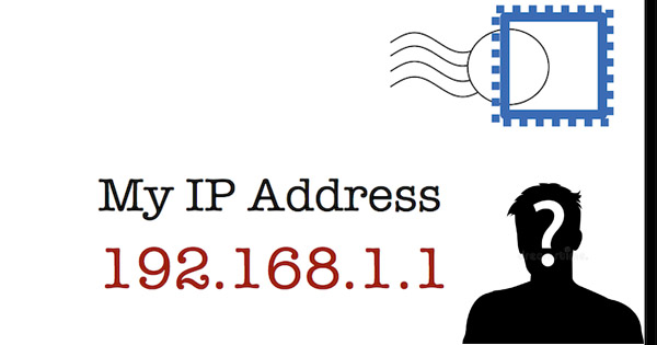 Cacher adresse IP