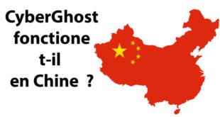 CyberGhost Chine