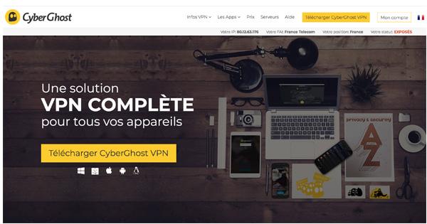 Cyberghost-VPN avis