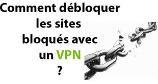 Débloquer sites bloqués