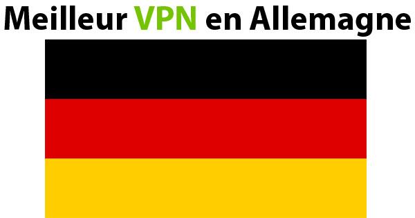 VPN Allemagne