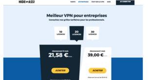 VPN entreprises