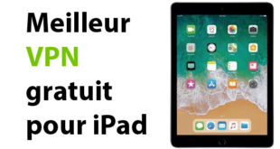VPN gratuit iPad