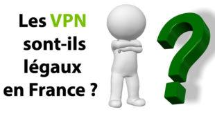 VPN légaux France