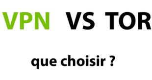 VPN ou Tor