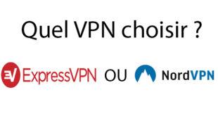 ExpressVPN ou NordVPN