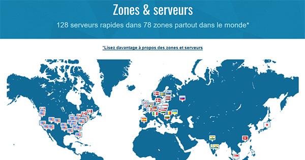 Serveurs Trust.Zone