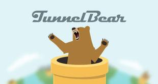 Torrent TunnelBear