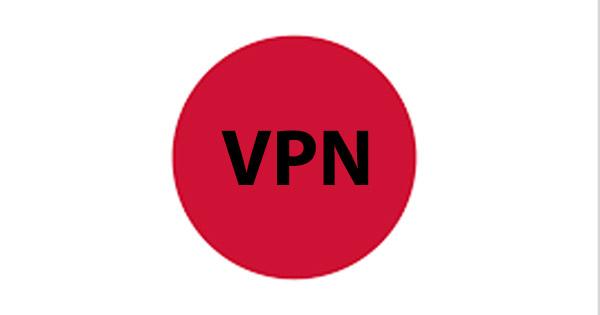 VPN Japon