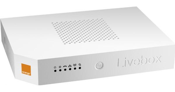 VPN Livebox routeur