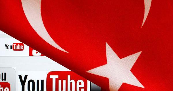 Censure Turquie