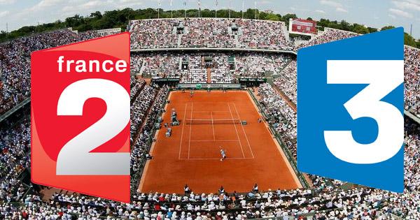 Chaines Roland Garros