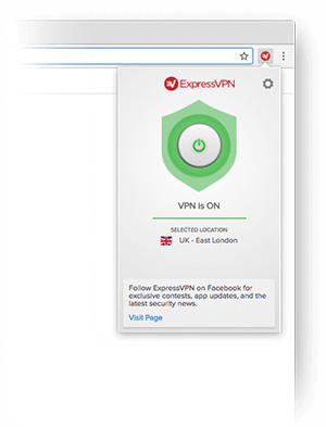 ExpressVPN Google Chrome