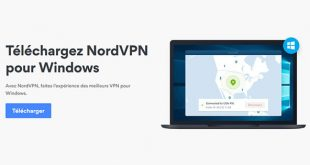 NordVPN sur Windows