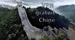 VPN gratuit Chine