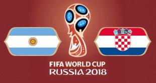 Argentine Croatie Coupe du Monde