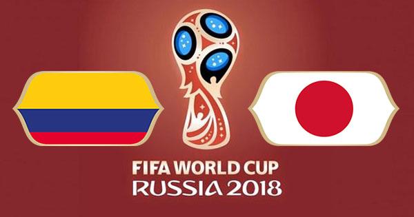 Colombie Japon Coupe du Monde