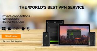 Connexions IPVanish