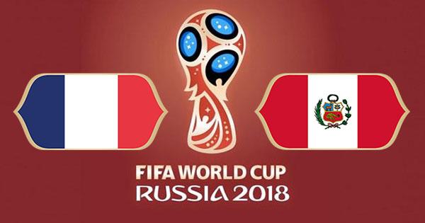 France Pérou Coupe du Monde