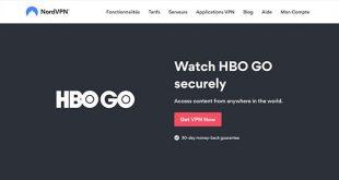 HBO et NordVPN
