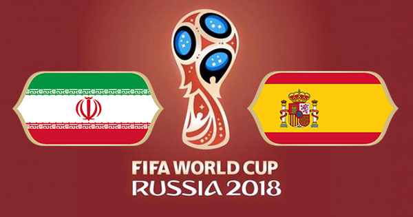Iran Espagne Coupe du Monde
