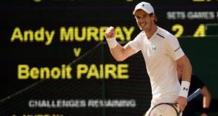 Paire Murray Wimbledon