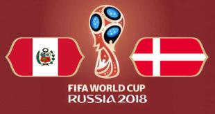 Perou Danemark Coupe du Monde