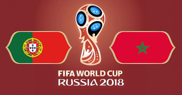 Portugal Maroc Coupe du Monde