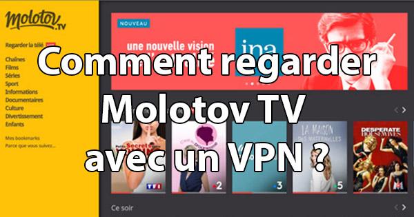 Regarder Molotov TV