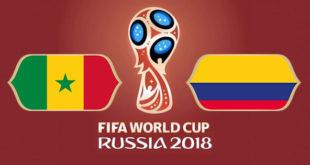 Sénégal Colombie Coupe du Monde