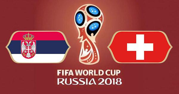 Serbie Suisse Coupe du Monde
