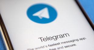 Telegram Russie