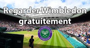 Wimbledon streaming gratuit