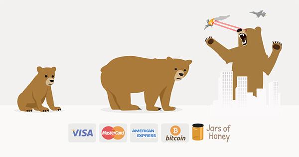 Bitcoin TunnelBear
