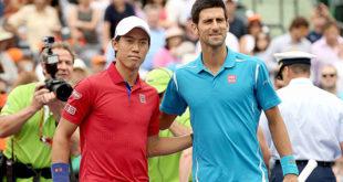 Djokovic Nishikori Wimbledon