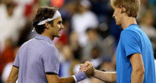 Federer Anderson Wimbledon