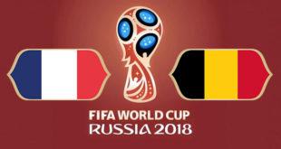France Belgique Coupe du Monde