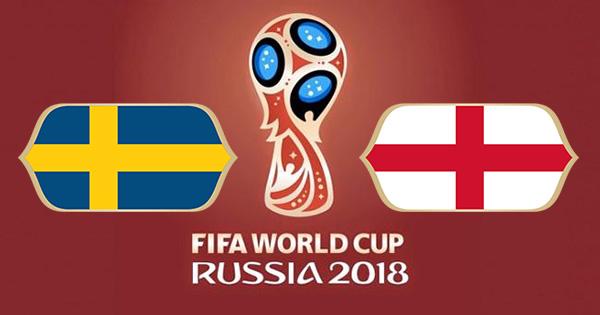 Suède Angleterre Coupe du Monde