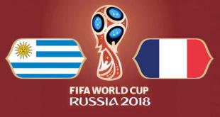 Uruguay France Coupe du Monde