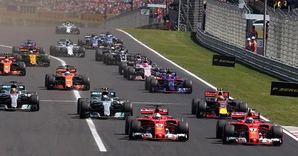 Grand Prix F1 Belgique