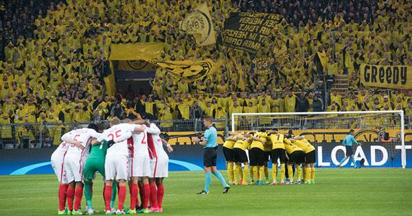 Dortmund Monaco en streaming