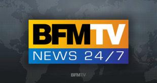 BFMTV à l'étranger