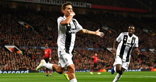 Juventus Manchester United streaming