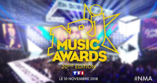 NRJ Music Awards streaming à l'étranger