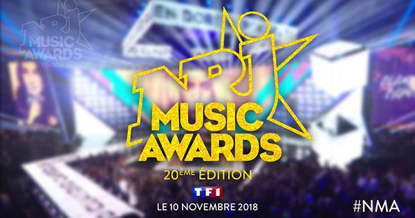 NRJ Music Awards streaming à l'étranger