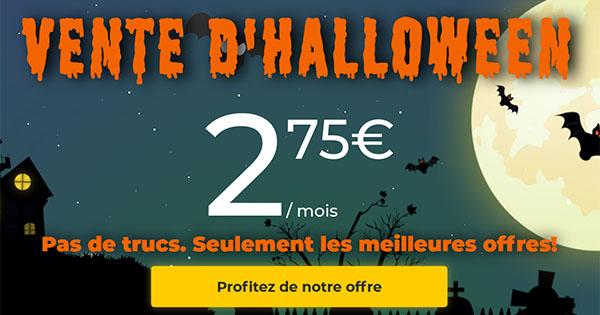 Promo CyberGhost Halloween