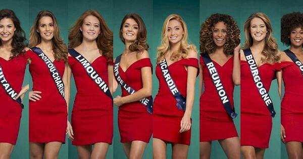 Voir Miss France direct étranger
