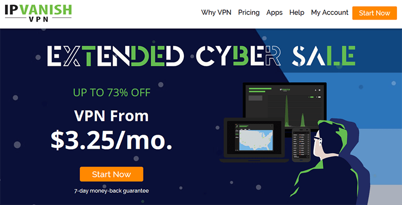 IPVanish Cyber Month