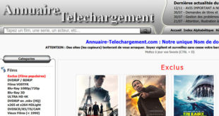 Annuaire-Telechargement